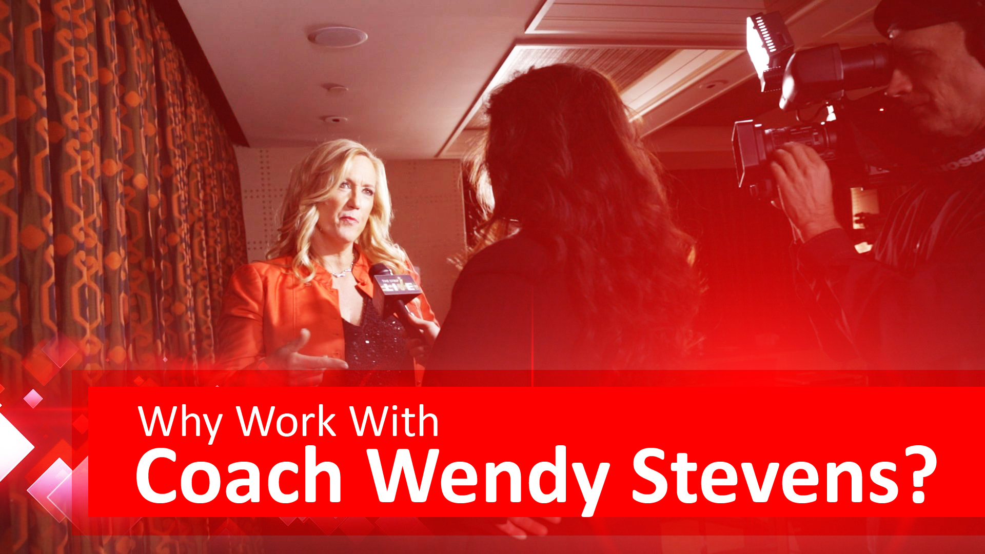 Why work with Coach Wendy Stevens